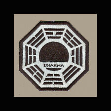 """LOST Dharma Initiative Embroidered patch """"Temple"""""""