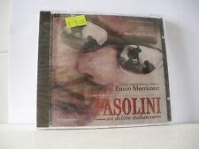 PASOLINI-1 CD - E. MORRICONE - (A61)