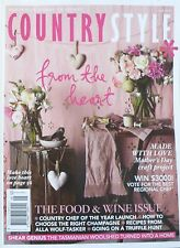 Country Style Magazine May 2012 - 20% Bulk Magazine Discount