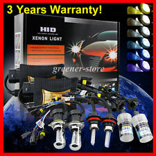 55W HID XENON Convension KIT H1 H3 H7 H8 H11 9005/6 6000K 8000K Hi/Lo Headlights