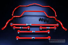 AE86 SR5 GTS 4AGE TRUENO REAR SUSPENSION KIT SET LINK+LATERAL ARM +SWAY BARS