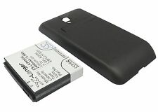 UK Battery for LG Optimus 2X Optimus Speed LGFL-53HN SBPL0103001 3.7V RoHS