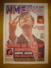 NME 1996 MARCH 2 PULP JARVIS JACKO BLUETONES BJORK NEIL YOUNG