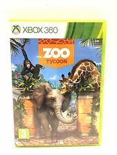 Official Zoo Tycoon Microsoft Xbox 360 Game ( PAL )