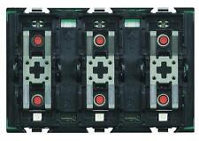 Bticino L4652/3 SCS - comando carichi singoli/doppi 3 mod