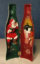 2007 Coca-Cola Happy Holidays Bottle, Christmas