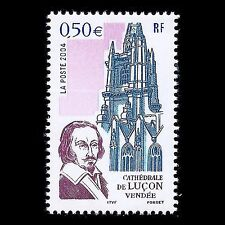 "France 2004 - Tourism ""Lucons Cathedral"" Architecture - Sc 3017 MNH"