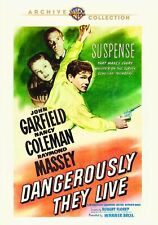 DANGEROUSLY THEY LIVE - (1942 John Garfield) Region Free DVD - Sealed