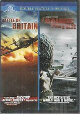 Battle Of Britain and A Bridge Too Far (2 DVD Set 2008) War Military PG