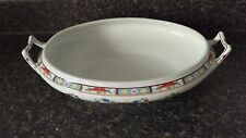 """JG Meakin Richmond Oval Vegetable Bowl Without Lid - 113/8"""" Covered NO LID"""