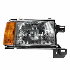 AIRSTREAM LAND YACHT 2001 01 RIGHT PASSENGER HEADLIGHT HEAD LIGHT FRONT LAMP RV