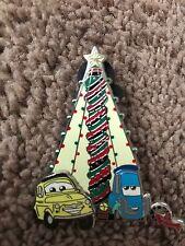 disney WDI Christmas 2012 Guido and Luigi Cars LE 250
