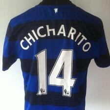MANCHESTER UNITED 2011 AWAY #14 CHICHARITO NIKE FOOTBALL SHIRT SIZE ADULT M