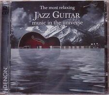 Most Relaxing Jazz Guitar Music in Universe ~ Relaxation ~  2 CDs ~ Used VG