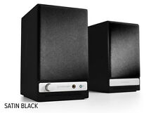 Audioengine HD3 Satin Black Powered Desktop Speakers - Authorized Dealer