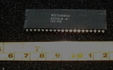 Z80PIO / Mostek MK3881N -4  tube of 10 parallel interface 40 pin z80-pio