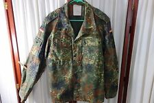 1990's German Army BDU Shirt/Camouflage Shirt -Medium-VG- NEW SALE PRICE