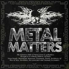 METAL MATTERS VARIOUS ARTISTS 2CD SET (February 9th, 2015)