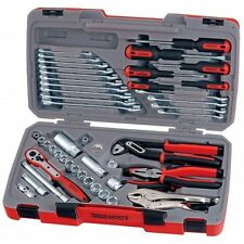 CLEARANCE TENG TOOL 48 piece 3/8 DRIVE TOOL SET RATCHET SOCKETS PLIERS SPANNERS