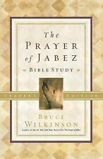 THE PRAYER OF JABEZ BIBLE STUDY BRUCE WILKINSON 2001 LEADER'S EDITION FREE SHIP