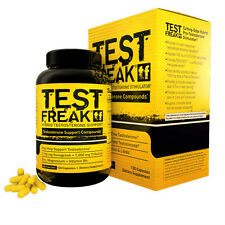 Pharma Test Freak 120 Caps Anabolic Testosterone Booster Sex Drive & Libido