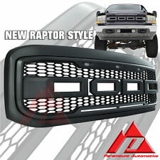 41-0163 Paramount 99-04 Ford F350 Super Duty Raptor-Style Packaged Grille