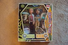 DEUCE GORGON & CLEO DE NILE Giftset - Monster High Doll  - ORIGINAL First Wave