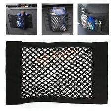 Car Auto Back Rear Trunk Seat Elastic String Net Mesh Storage Bag Pocket Cage