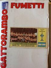 Figurine Calciatori Estudiantes 69/70  - Anno 70/71 Panini