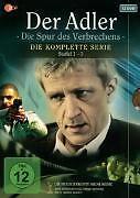 Der Adler - Die Spur des Verbrechens 1+2+3 - Die komplette Serie (12 DVDs) - Neu