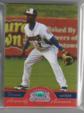 COMPLETE 2013 TENNESSEE SMOKIES TEAM SET MINOR LEAGUE AA CHICAGO CUBS