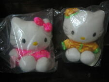 HELLO KITTY and daniel plushie set - chinese new year costume