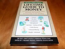 The Wall Street Journal Lifetime Guide to Money Investment Retirement Debt Book