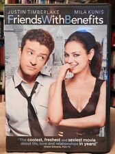 Justin Timberlake Mila Kunis sexy FRIENDS WITH BENEFITS (2011) Patricia Clarkson