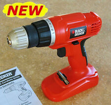 NEW Black Decker 18V 18 Volt Cordless Drill/Driver GCO1800 GCO18SFB (NO Battery)