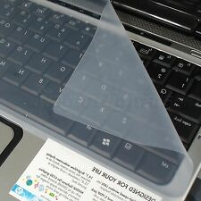 Universal Silicone Waterproof Laptop Notebook Keyboard Skin Cover Protector