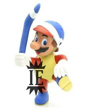 SUPER MARIO BOOMERANG ACTION FIGURE snodabile luigi Figur 3D Land new galaxy 3ds