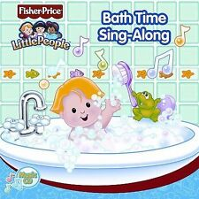 Bath Time Sing-Along Various Artists CD, Music, Children's, 2005) Brand New