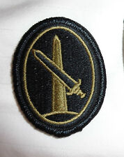 ARMY PATCH,SSI, 3RD INFANTRY REGIMENT, MULTI-CAM, WITH VELCR