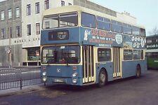 SOUTHEND Transport MRJ239W 6x4 Quality Bus Photo
