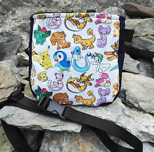 Pokemon Characters Chalk bag for rock climbing bouldering + adjustable belt