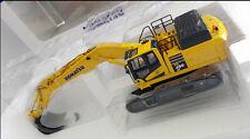 UH 1/50 Komatsu PC490 LC Excavator Die Cast Model