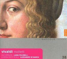 Vivaldi Mottetti, New Music