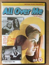 Alison Folland Cole Hauser ALL OVER ME ~ 1997 Lesbian Gay Interest Drama  UK DVD