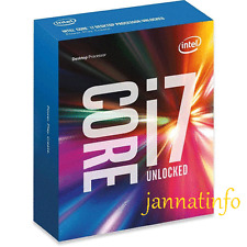 Intel Core i7 6850K - LGA2011v3 Broadwell-E Socket Processor