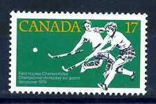 CANADA - 1979 - Hockey su prato. Coppa del Mondo femminile, Vancouver ABA1000345