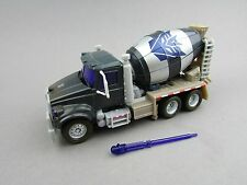 Transformers Revenge of the Fallen Mixmaster Complete Voyager ROTF Hasbro
