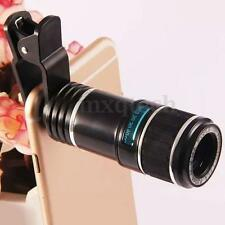 12X Zoom Telescope Telescopio Camera Lens Optical Universale Per Smartphone