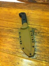 Kabar Knives BK&T Becker BK2 Campanion Knife CUSTOM COYOTE KYDEX SHEATH ONLY