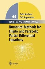 Numerical Methods for Elliptic and Parabolic Partial Differential Equations (Tex